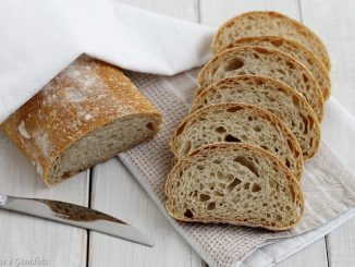 Pane con farina Antiqua tipo 2