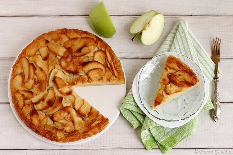 Ricetta Bolzano Apple Cake