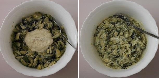 Ricetta crepes di grano saraceno con cavoletti di bruxelles