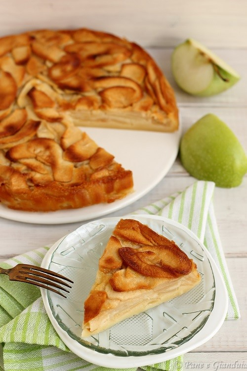 Torta Bolzano Apple Cake
