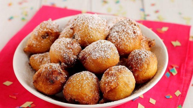 Fritole veneziane di Carnevale