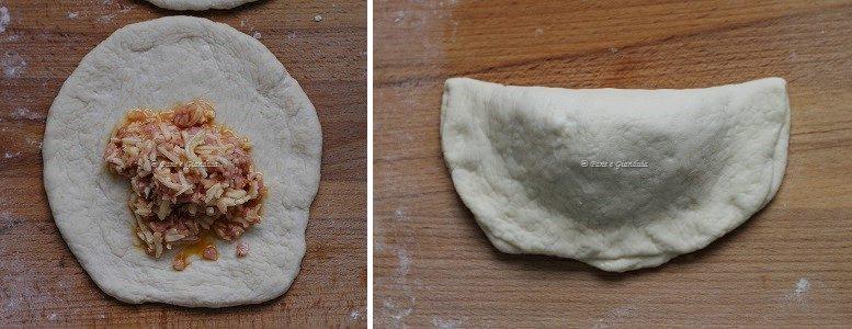 Panzerotti cucina romana
