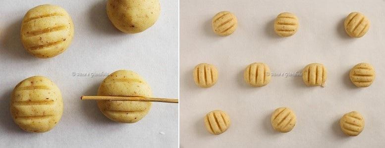 Ricetta Biscotti di grano duro e mandorle