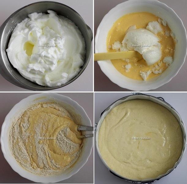Procedimento torta torinese