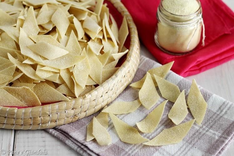fregnacce Pasta sabinese
