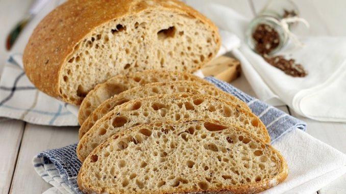 Pane con farina 1 Viva e Antiqua ai cereali