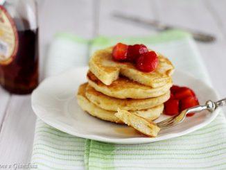 Pancakes alti e soffici