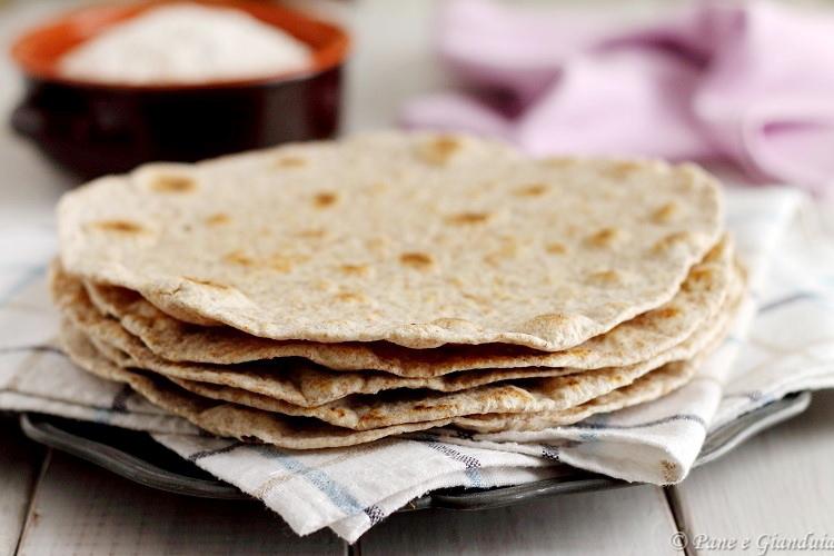 Chapati indiano