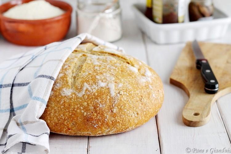 Pane ai ceci