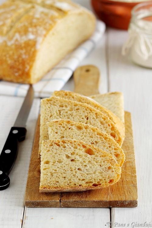 Pane con i ceci