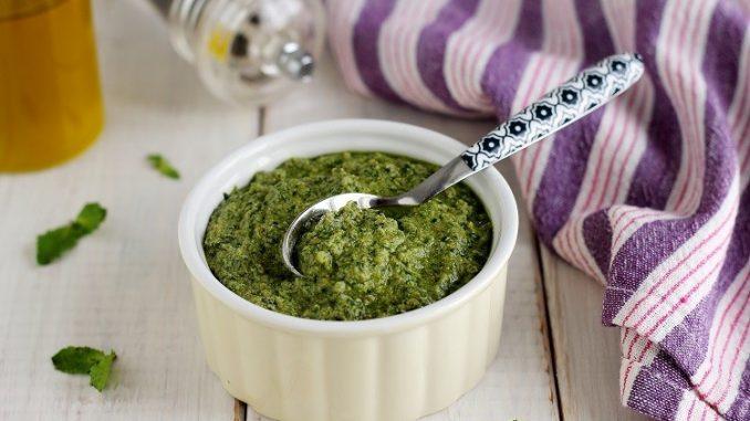 Salsa di erbe aromatiche