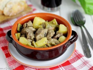 Cassola di carne e patate