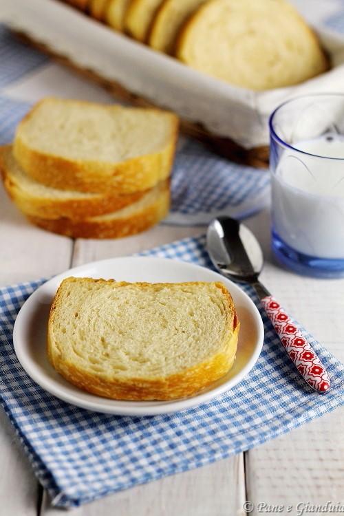 Pancarrè con farina di grano duro