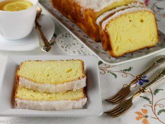 Plumcake al limone e cocco