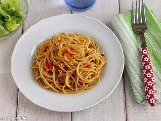 Spaghetti smujicati