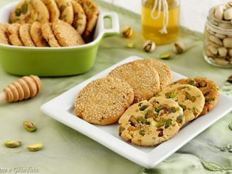 Barazek biscotti siriani