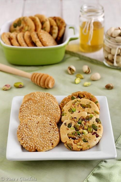 Barazek biscotti siriani del ramadan