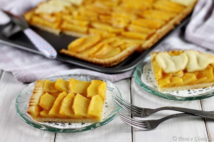 Crostata di mele cotogne