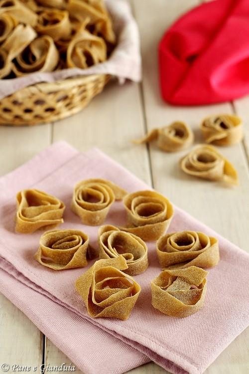 pasta fresca alla zucca