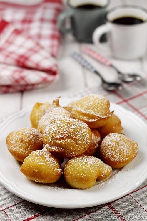Frittelle Louisiana Donuts