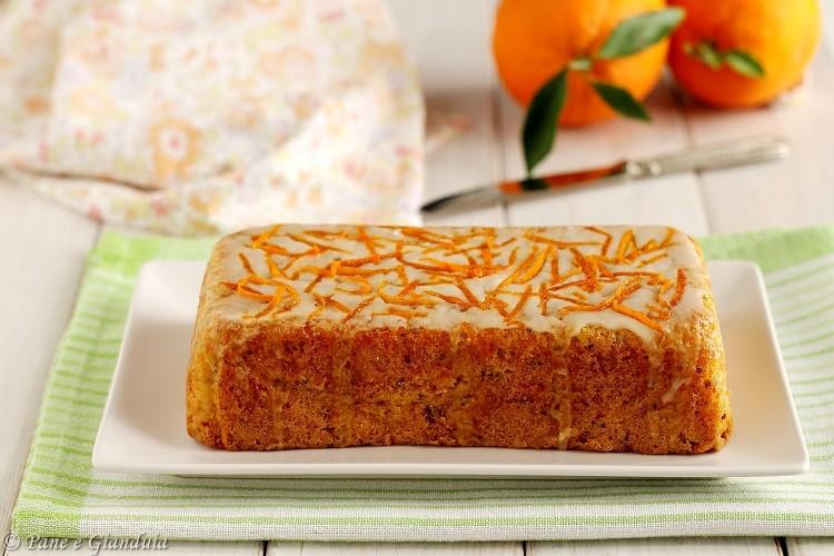 Plumacake carota e arancia