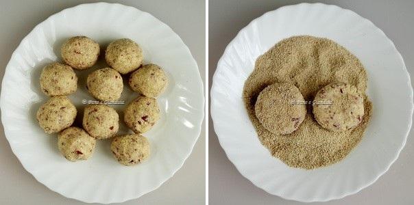 Polpettine di couscous