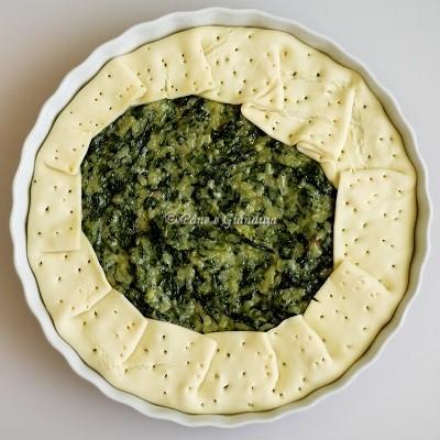 Torta agli spinaci