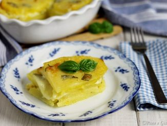 Parmigiana di patate con scamorza