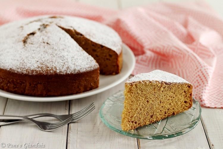 Torta 7 vasetti con marmellata